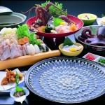 日間賀島の料理