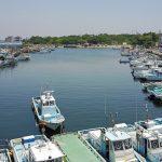 漁船、漁港